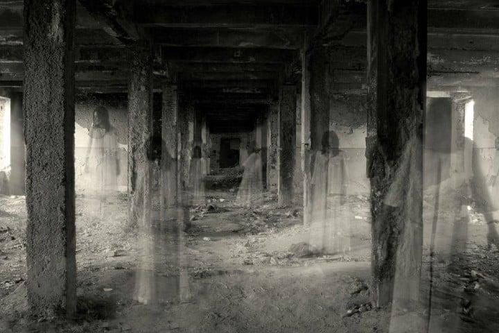 Fantasmas. Foto: OvejasM