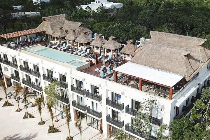 Foto Hotel Náay Tulum Fb.