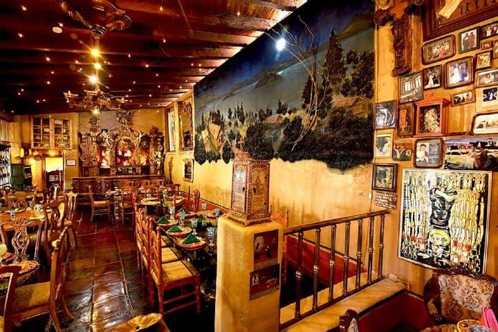 Un gran lugar en Morelia Foto: Restaurante San Miguelito Morelia