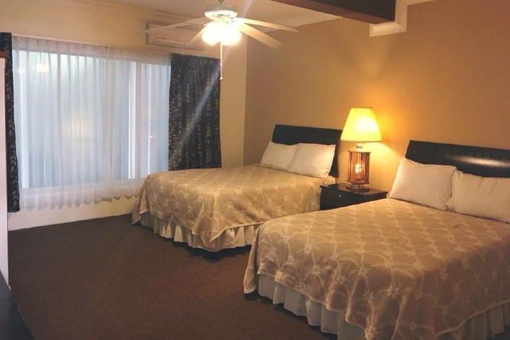 ¿Te gustaron estas opciones para hospedarte en Durango? Foto: Hotel Rincón Real Suites
