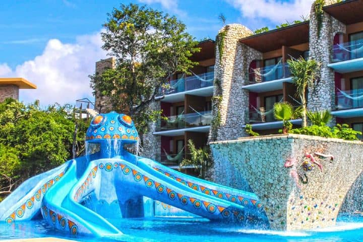 Disfruta de este hotel donde hospedarse en Xplor tendrá beneficios Foto: Hotel Xcaret México