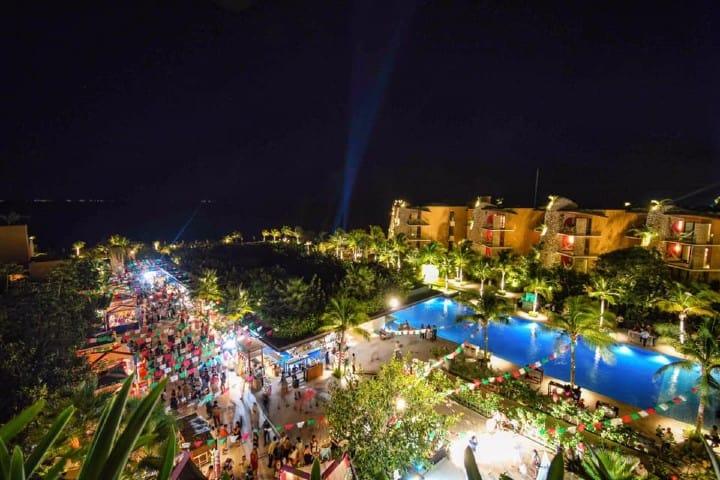 Este hotel es una excelente opción dónde hospedarse Foto: Hotel Xcaret México