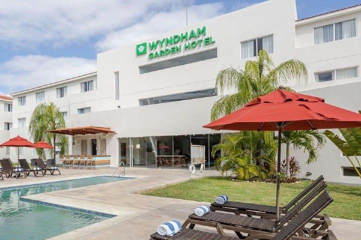 ¿Ya sabes dónde hospedarse en Xplor? Checa esta opción Foto: Wyndham Garden Playa del Carmen
