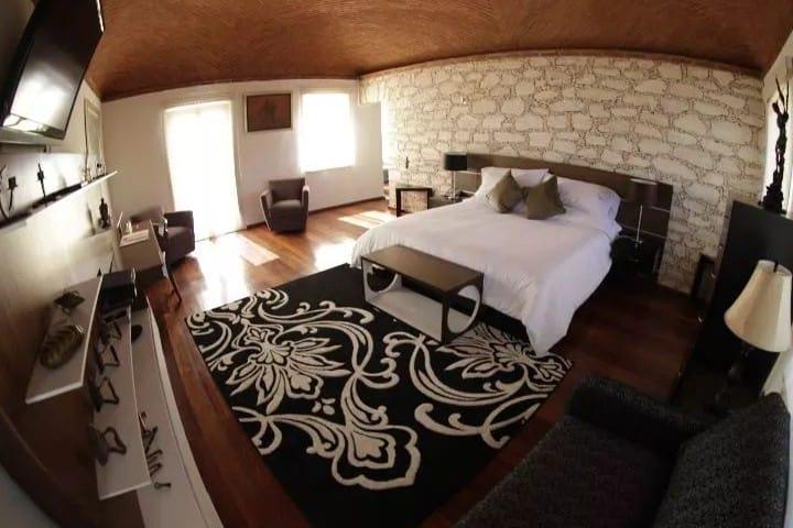 Habitación Arcángel. Foto: Hotel Boutique Casa Diamante | Facebook