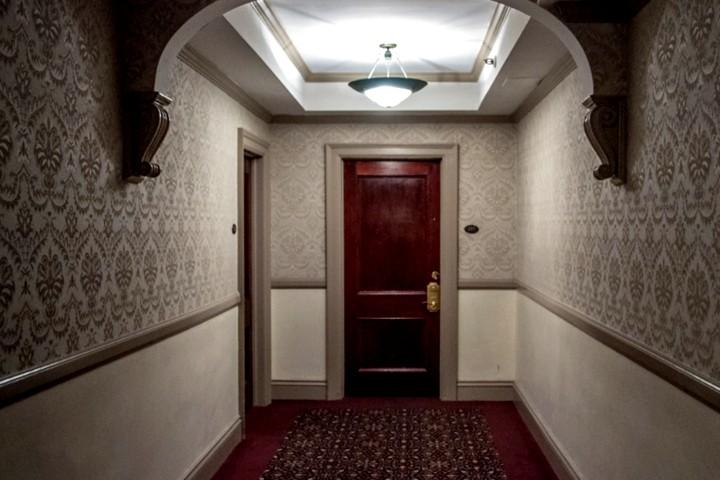 Habitación 217 Hotel Stanley. Foto Kent Kanouse.