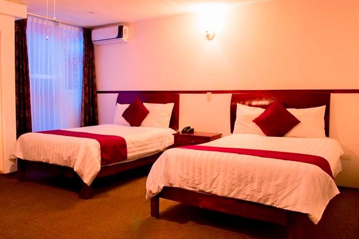 Habitación Foto Hotel Rincón Real Suites Fb.