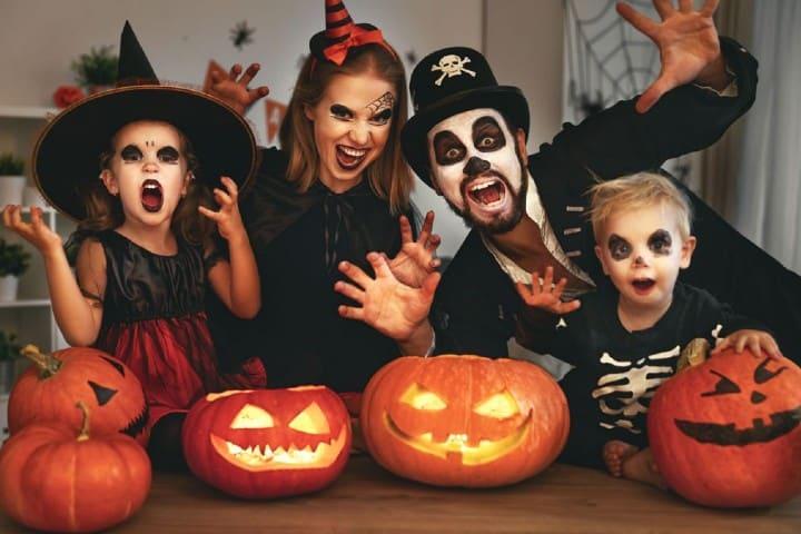 Halloween. Foto: R en Familia