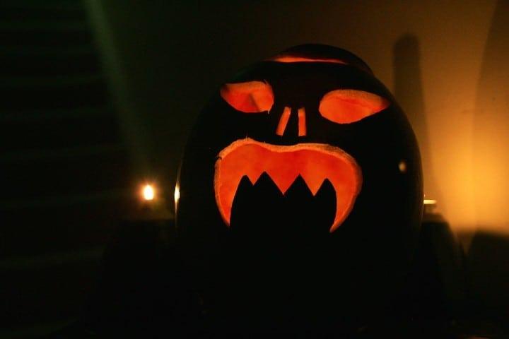 Hallowen. Foto: Parch