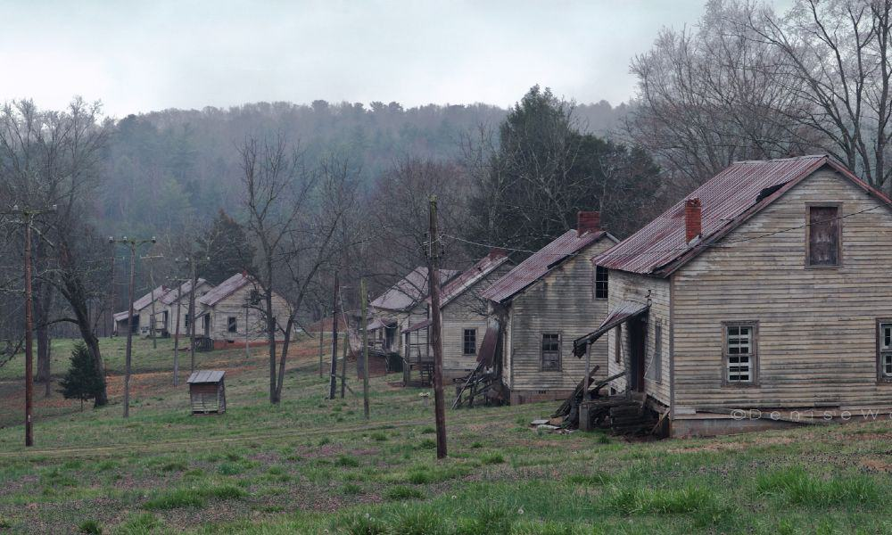 Henry River Mill Village Foto_Denise Worden Photography