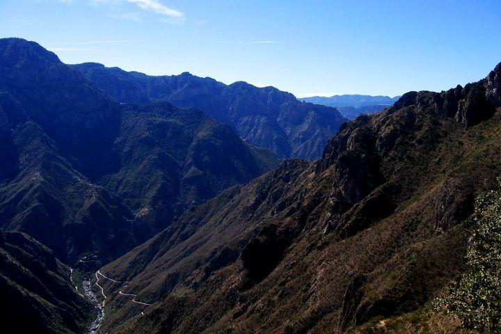 Hondonada desde La Bufa. Foto: Flickr