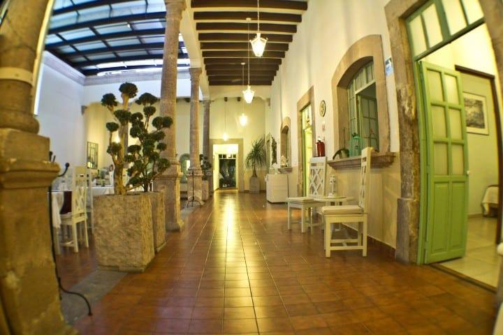 Hotel Casa José María Foto Tourista Vive México