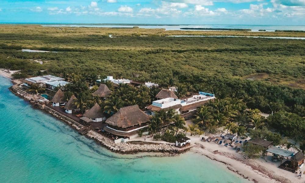 Hotel Las Nubes Isla Holbox Foto: Archivo