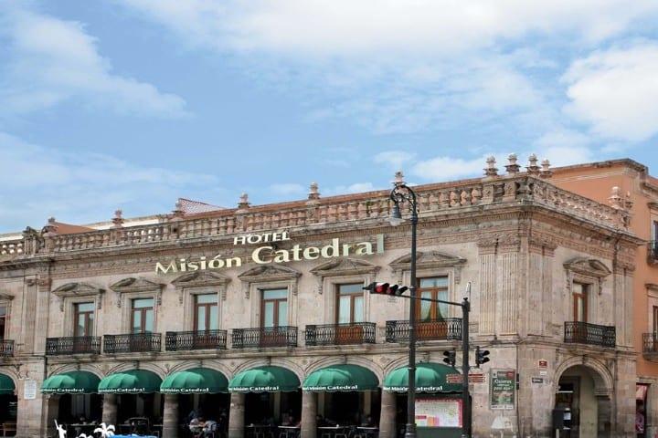 Hotel Misión Catedral Foto Armando tu viaje