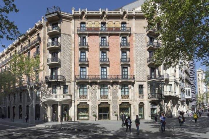 Hotel Monument en Barcelona. Foto: Monument Hotel.