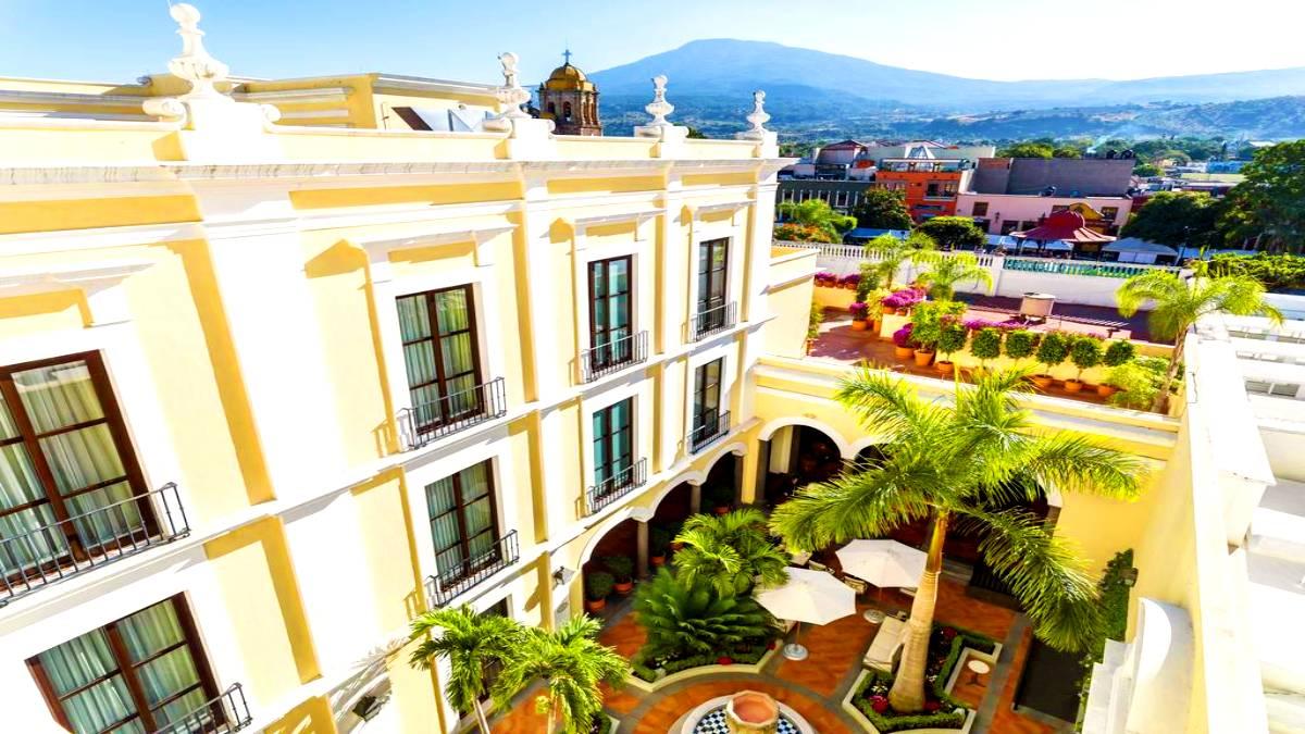 Hotel Solar de las Animas. Foto: Booking