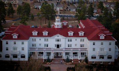 El verdadero Hotel Stanley. Foto: Colorado Tography.