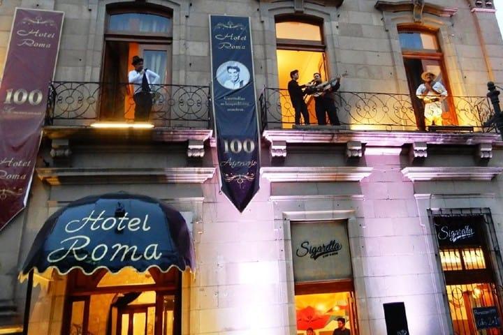 ¿Ya sabes dónde hospedarte en Durango? Hotel Roma es una gran opción Foto: Hoteles Durango