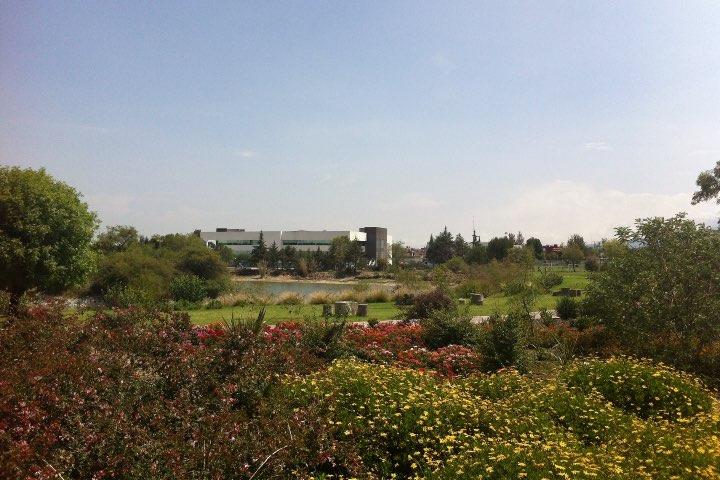 Jardín botánico Foto BUAP Comunicación
