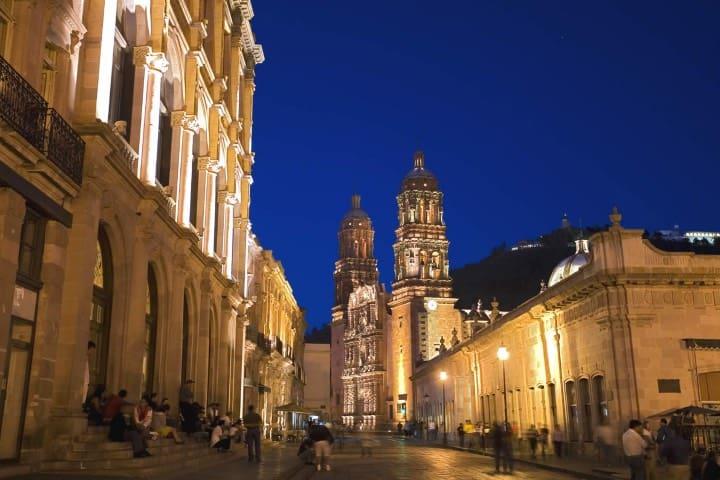 Jerez, Pueblo Mágico de Zacatecas Foto Archivo