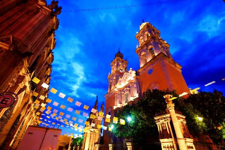 Catedral Jerez. Foto: Líder Empresarial