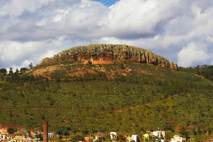 La gran bufa. Foto: Zacatecas ¡Deslumbrante!