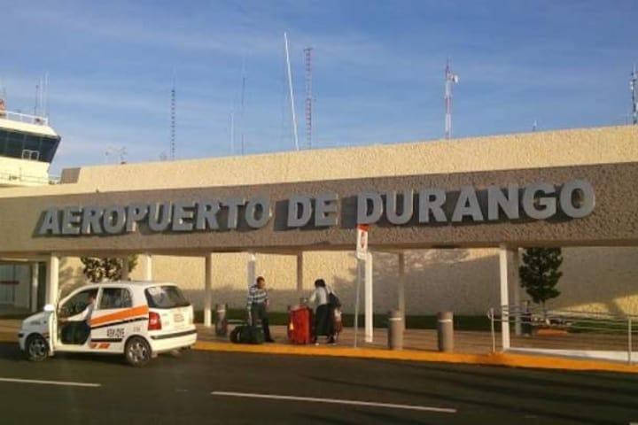 La vía aérea es una de las opciones de cómo llegar a Durango Foto El Siglo Durango