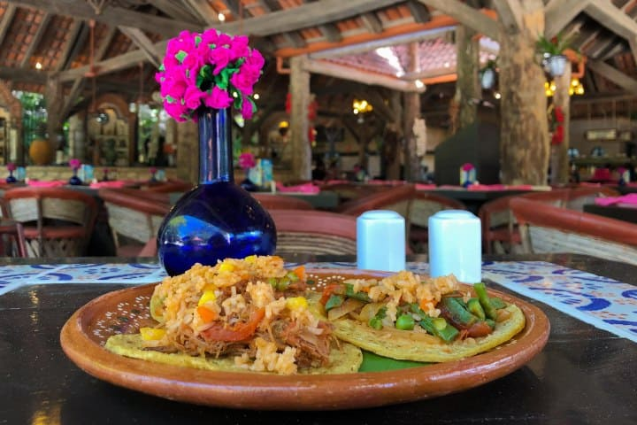 La Cocina es un lugar donde comer en Xcaret Foto: Xcaret