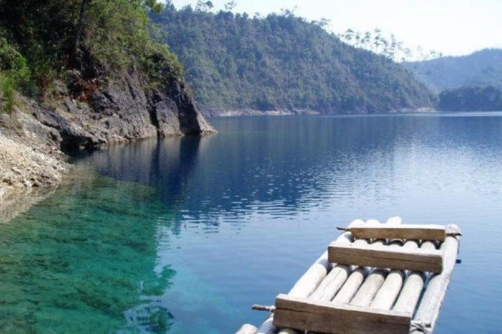 Lagunas de Montebello. Foto: Gobierno de México