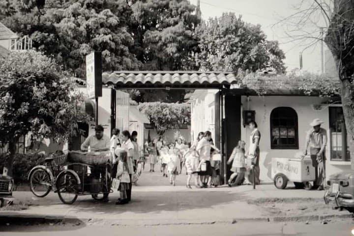 Locaciones dónde se grabó Roma en Ciudad de México Foto: La Casa del Pavo | Facebook