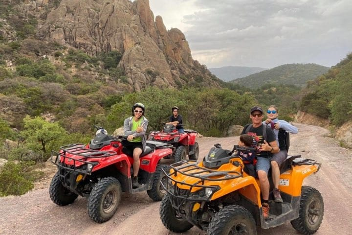 Los Cardos Adventure Park, lugar para disfrutar de Jerez, Pueblo Mágico de Zacatecas Foto Los Cardos Adventure Park
