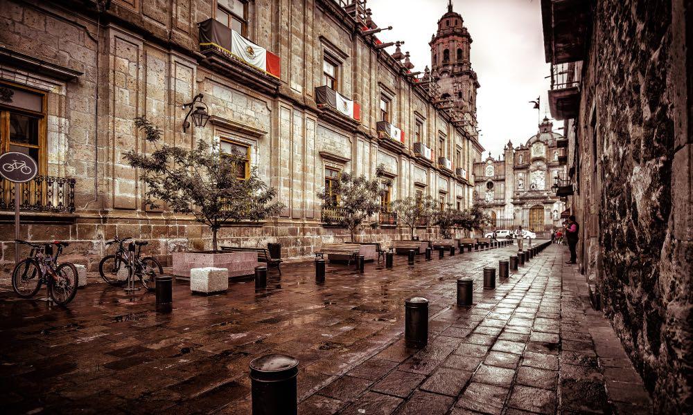 Morelia, Ciudad Patrimonio de México Foto Suil Torres
