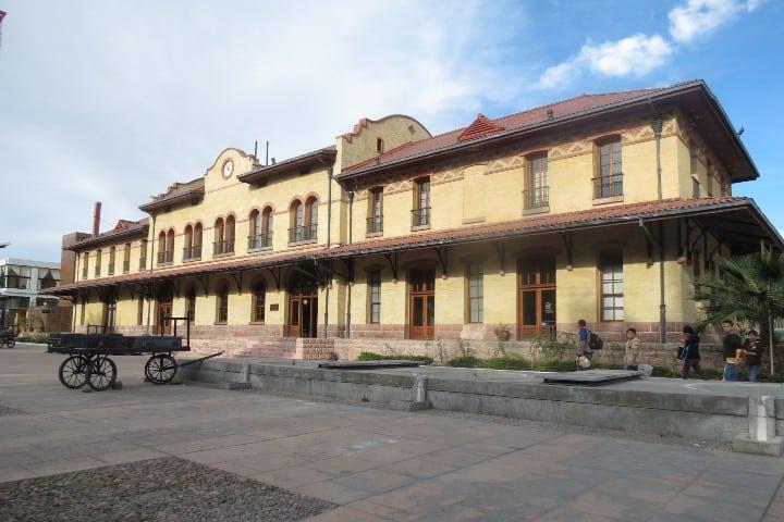 Museo Ferrocarrilero. Foto: Wikipedia