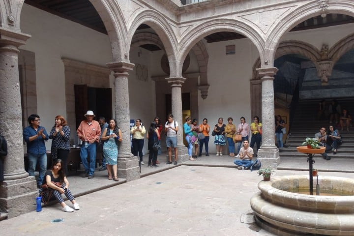 ¿Qué hacer en Morelia? Ve al Museo Regional Michoacano Foto: Archivo