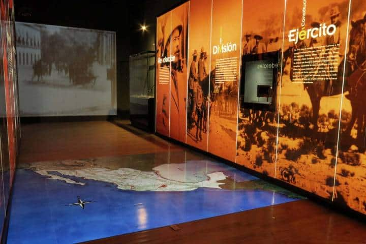 Museo toma de Zacatecas. Foto: PM de México