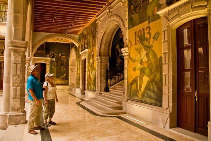 ¿Qué hacer en Durango? Visita el Museo Francisco Villa Foto: Turismo Durango