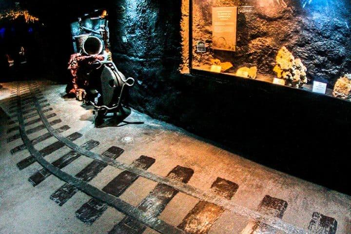 Museo Túnel de Minería Foto: Turismo Durango