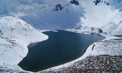 Nevado de Toluca. Foto: Guía Universitaria