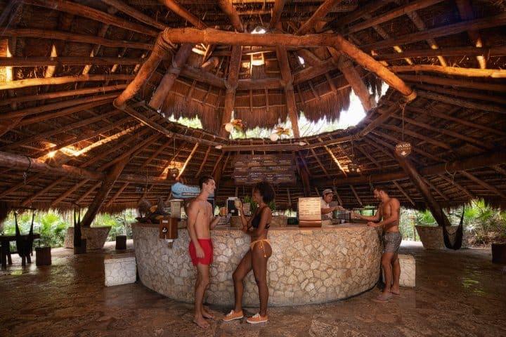 Oasis y Manantial, un lugar donde comer saludable Foto: Xplor