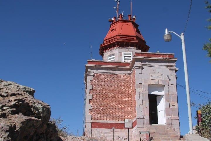 Observatorio. Foto: IZacatecas