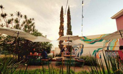 PORTADA Hostal en Nayarit - Foto Casa Violeta