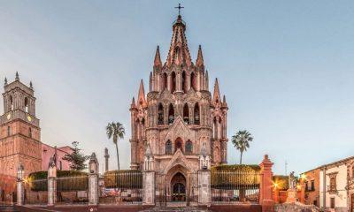 Parroquia San Miguel Arcangel (Portada). Foto: Sinaloa360.