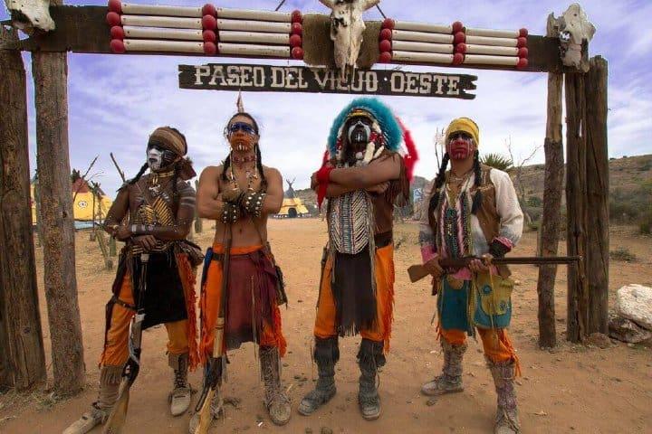 Paseo del Viejo Oeste Foto: Turismo Durango
