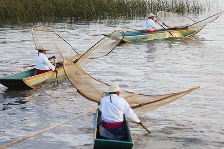 Pescadores. Foto: Archivo