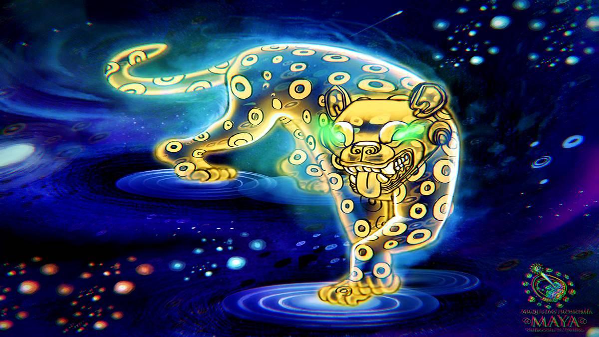Postal-Jaguar. Foto: Pousta