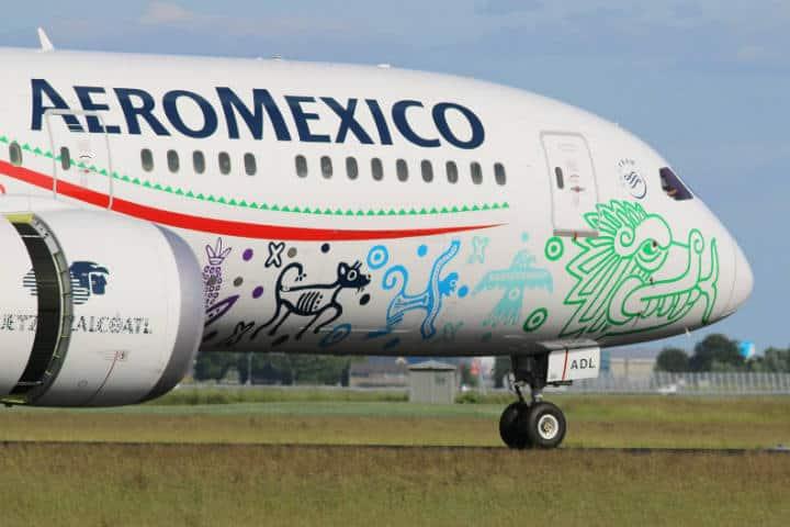 Quetzalcoatl de Aeroméxico - Foto Flickr