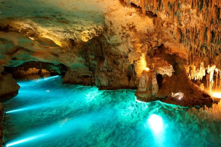 Sumérgete en la aventura que te ofrece el Río Subterráneo Foto: Xplor