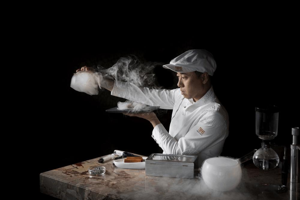 Restaurante de Tokyo con estrellas Michelín – Foto de JW Magazine