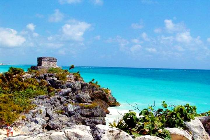 Ruinas Mayas. Foto: Bekahpaige