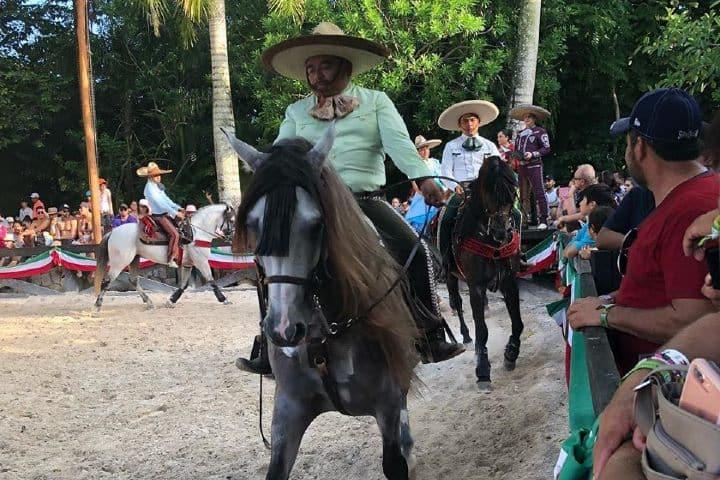 Show Ecuestre Foto: Caballos en México