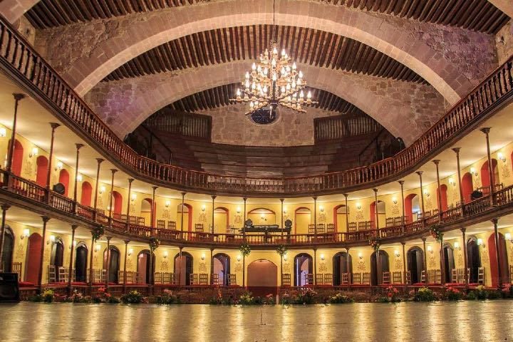 Teatro Hinojosa Foto El Sol de Zacatecas